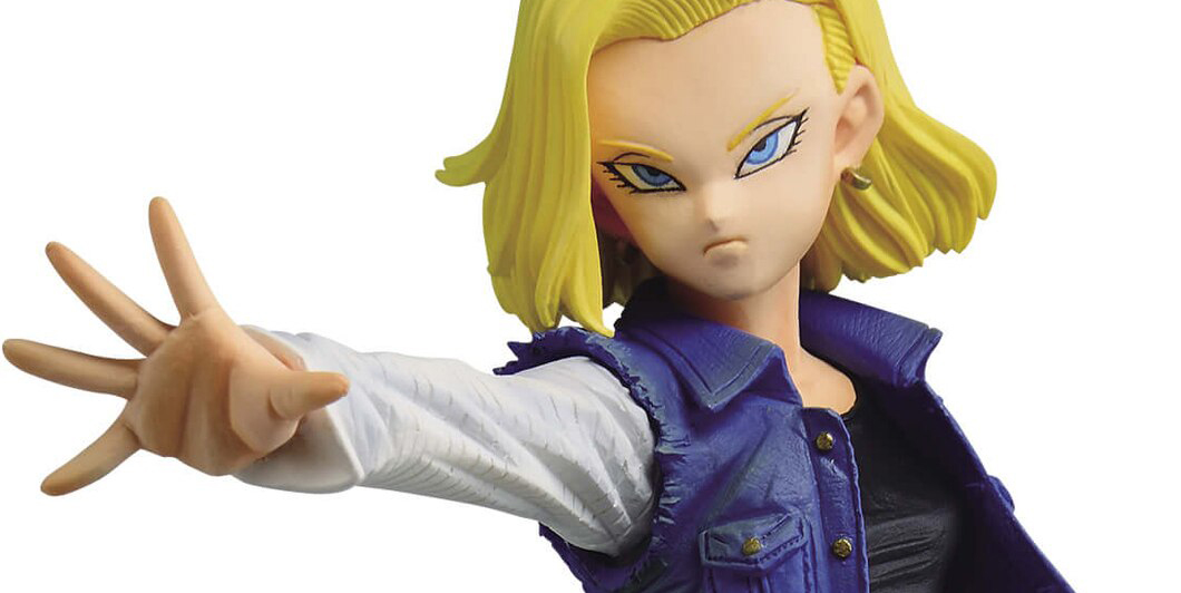 Android 18 Match Makers