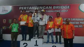 Bridge Sumbang Lima Medali