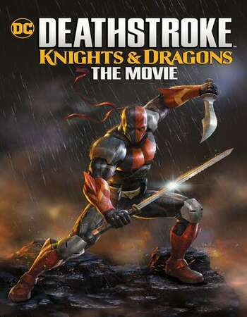 Deathstroke Knights & Dragons (2020) Full Movie