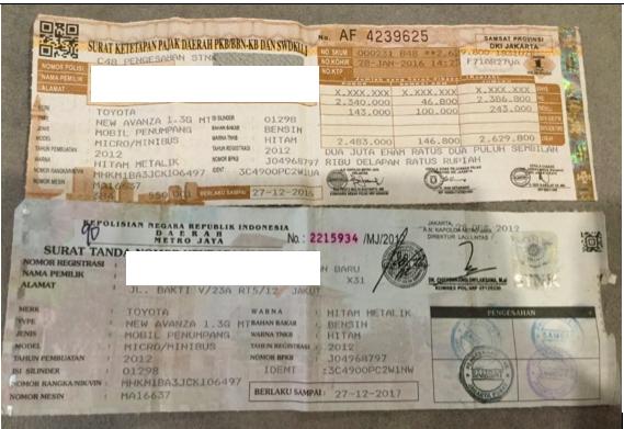Syarat Daftar Grab Dan Contoh Dokumen Daftar Grab Yang Harus Di Lengkapi Denianggoleta