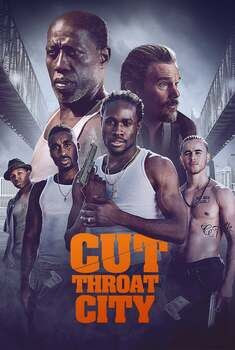 Cut Throat City Torrent – BluRay 1080p Dual Áudio