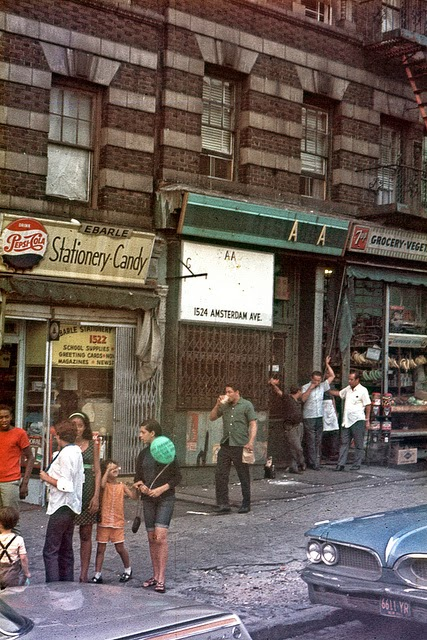 Beautiful Color Photos Of New York In 1971 Vintage Everyday
