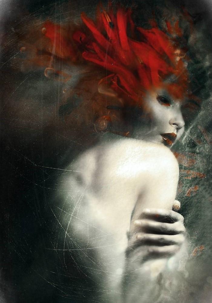 Фотограф и цифровой художник из Италии. Federico Bebber