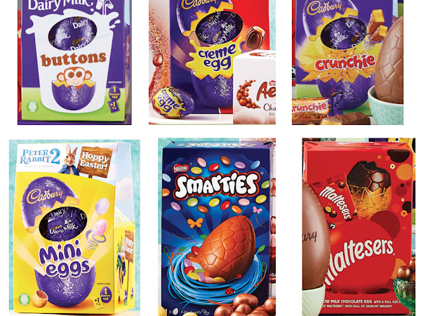 Easter Eggs Drop to €0.99 at Aldi!