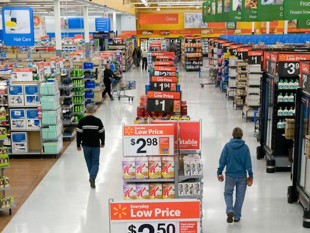 Loja de brinquedos em Miami: supermercados