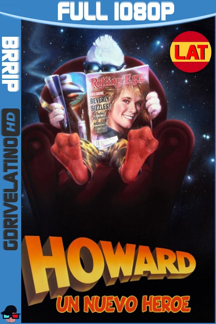 Howard : El Pato (1986) BRRip 1080p Latino-Ingles MKV