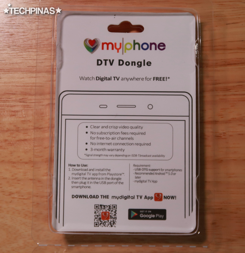 How To Watch Digital TV on Android Smartphone Using MyPhone