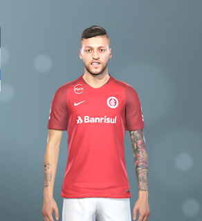 PES 2019 Faces Nico López