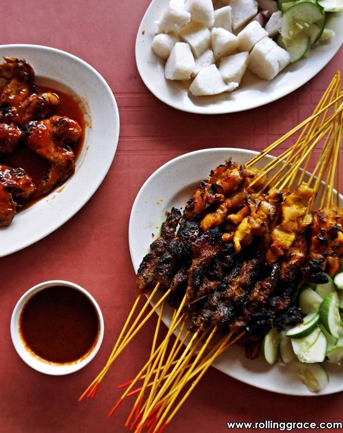 Best Satay in Kedah
