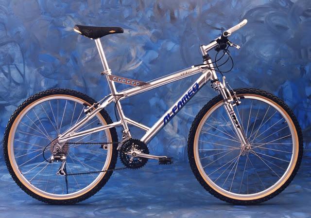 Bicicleta Alfameq Ghibli