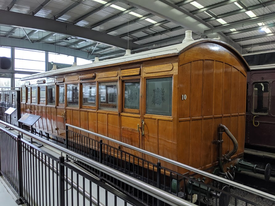 10 Reasons to Visit Locomotion Shildon  - train carriages