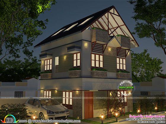 2 cent house design