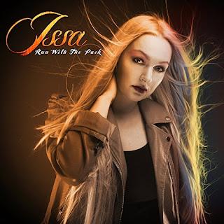"""Το video της Issa για το """"Sacrifice Me"""" από τον δίσκο """"Run with the Pack"""""""