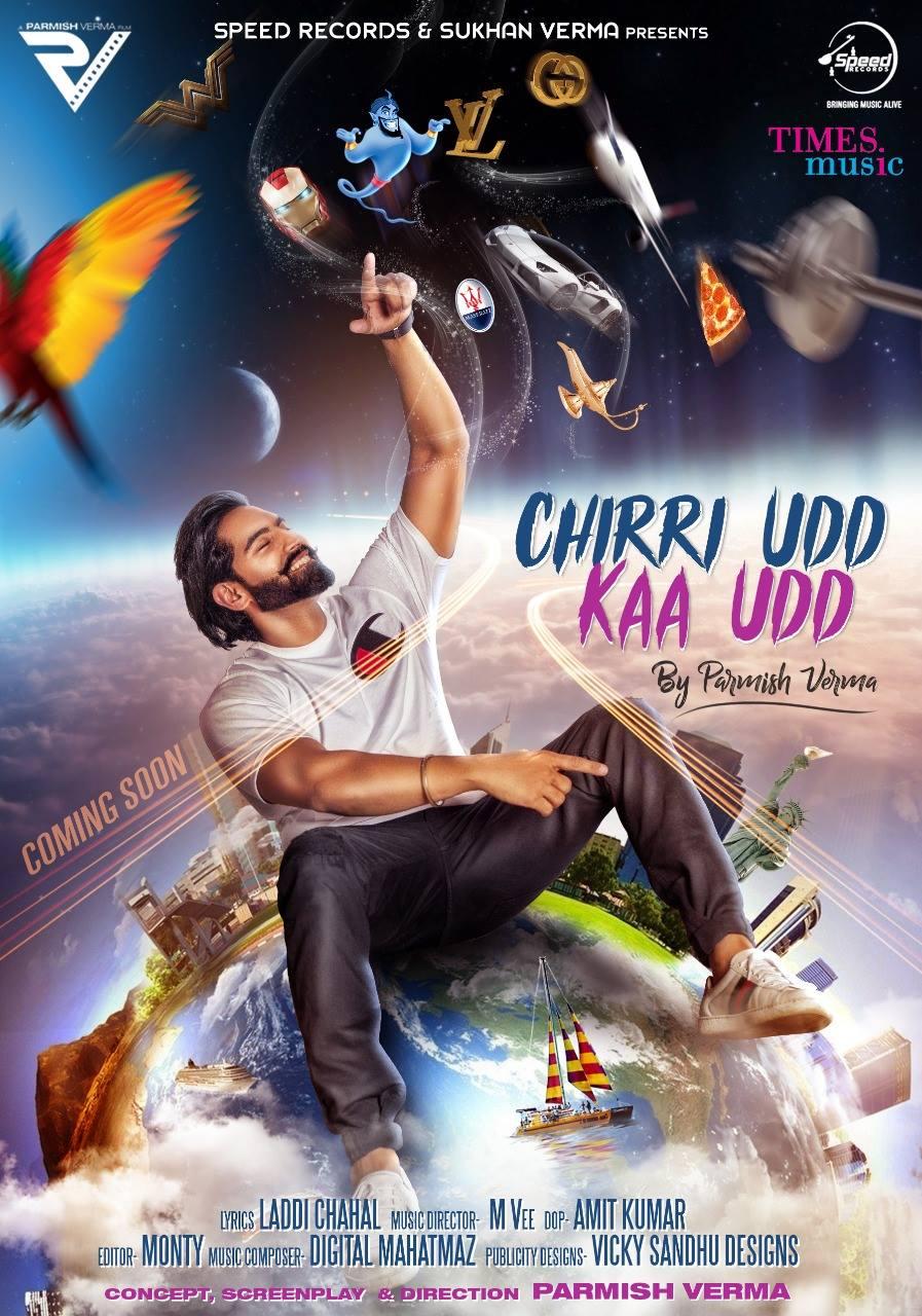 Chirri Udd Kaa Udd Lyrics - Parmish Verma