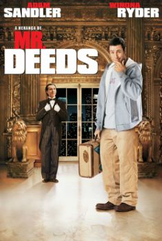 A Herança de Mr. Deeds Torrent - BluRay 720p/1080p Dual Áudio