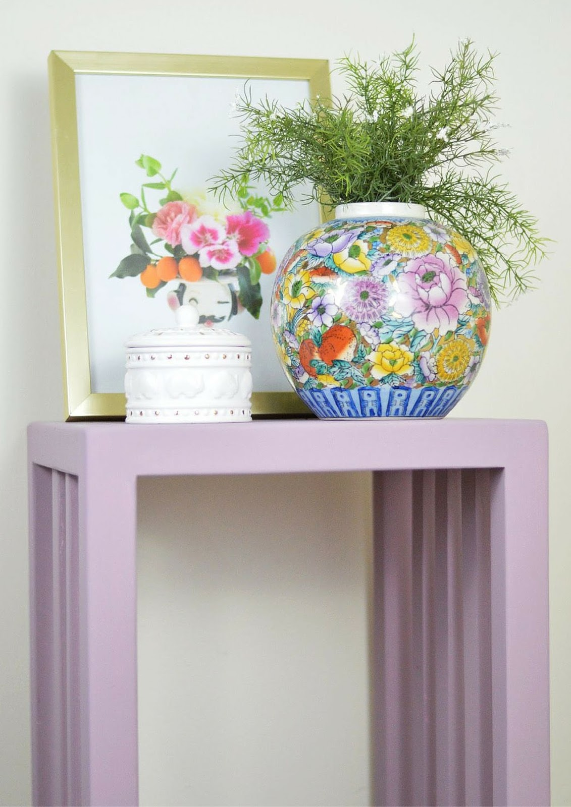 Mauve Love, Fab flippin furniture contest, Pure and Original, project, Domicile 37