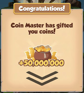 1st Link For 50M Coins 26/09/2021