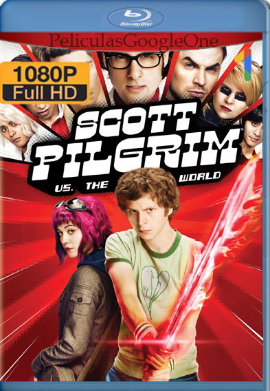 Scott Pilgrim vs. los ex de la chica de sus sueños [2010] [1080p BRrip] [Latino-Inglés] – StationTv