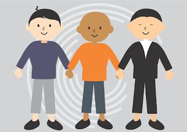 Jangan Ada Rasis Diantara Kita Sahabat