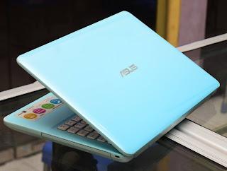 Jual Laptop Design ASUS X441U Core i3 Double VGA