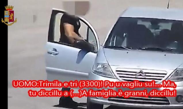"""Caltanissetta: operazione """"La bella vita""""  contro Cosa Nostra, sette arresti"""