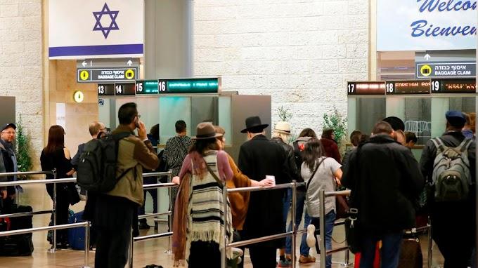 İsrail ve Filistin Güncesi 0. Gün - İsrail'e Girme Sınavı Çıkmış Sorular