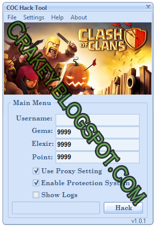 Clash of Clans Hack & Cheats