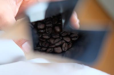 コーヒートレーニング・淹れ方の勉強 ブラジルNO.2の珈琲豆