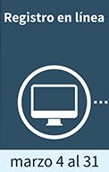 Licenciaturas Registro en línea