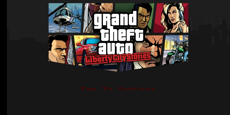 GTA liberty city stories game