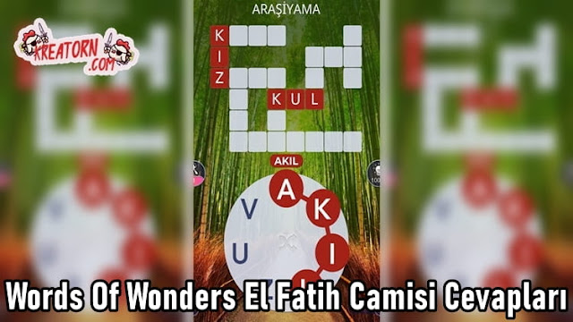 Words-Of-Wonders-El-Fatih-Camisi-Cevaplari