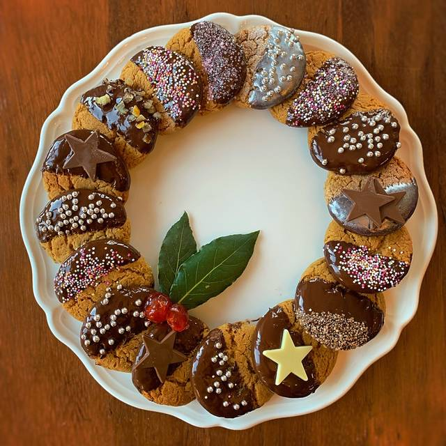 #Christmas #Ginger #Biscuits Recipe