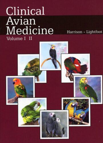 Clinical Avian Medicine 2-Volume Set  - WWW.VETBOOKSTORE.COM