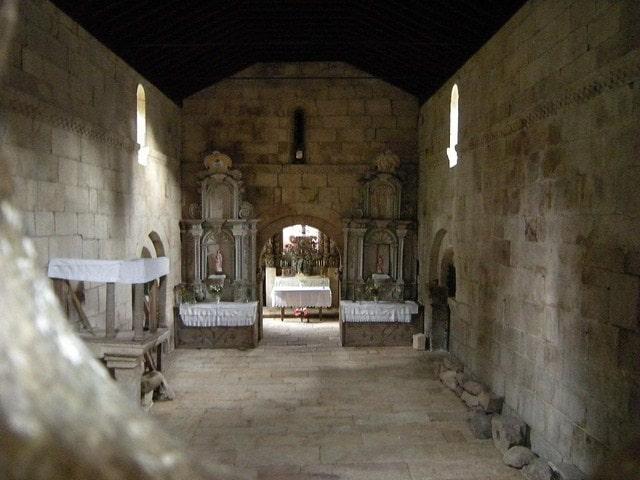 Iglesia, monasterio, Pitoes das Júnias