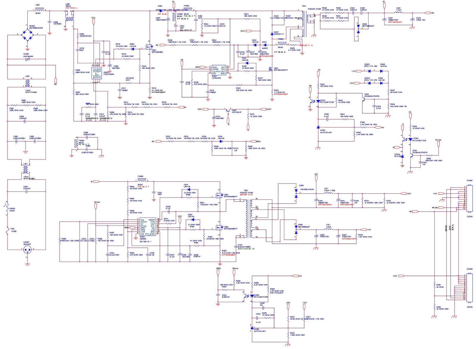 Vizio Lvds Schematics - DIY Enthusiasts Wiring Diagrams •