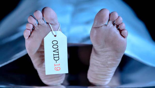 Primera muerte por reinfección de covid-19 en el mundo