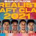 NBA 2K21 Realistic 2021 NBA Draft Class with Cyberfaces by Shuajota