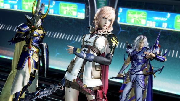Dissidia Final Fantasy NT da pistas sobre su pase de temporada