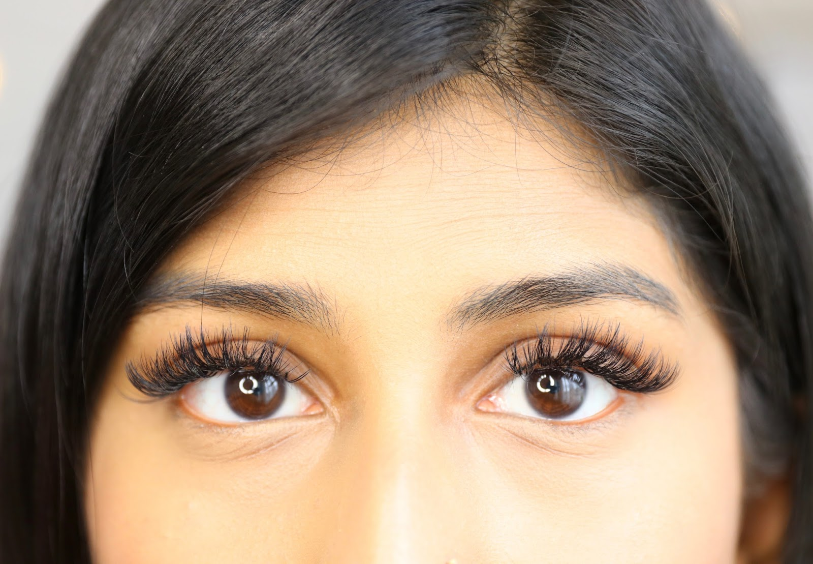 43f4c8fad5b Although they are more dramatic that I would usually go for, I got my SVS  treatment done in time for Eid so went for really glamorous lashes for the  ...