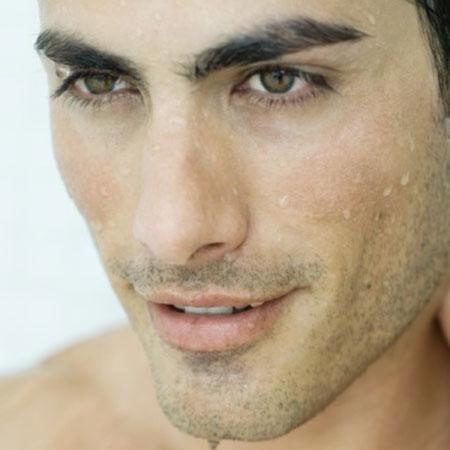 male eyelashes innocent illusion