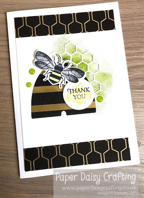 Honey Bee Stampin Up