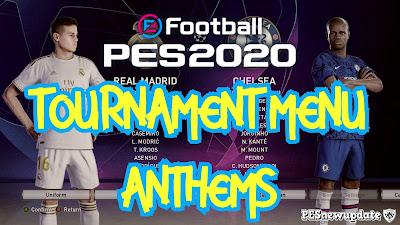How to Install Predator002 Tournament Menu Anthems via Sider PES 2020