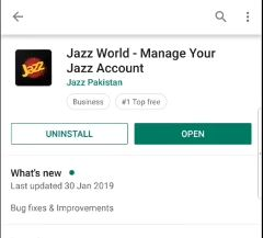 Jazz free mb Internet code 2020