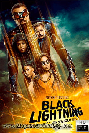 Black Lightning Temporada 3 [720p] [Latino-Ingles] [MEGA]