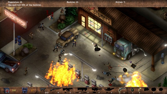 Postal Redux Game Free Download