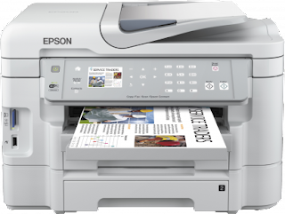Download Epson WorkForce WF-3530DTWF drivers