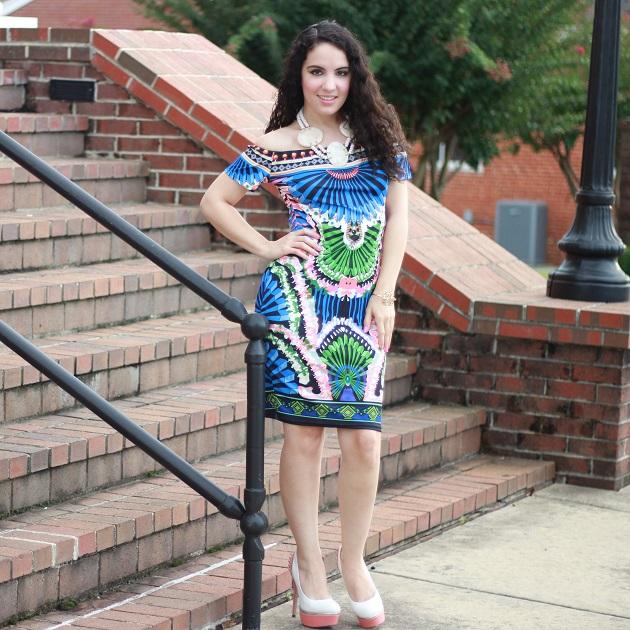 Gamiss Bodycon Dress