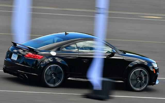 Audi TT-RS 2018 - Preto