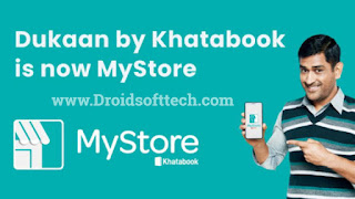 Mystore App for PC