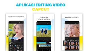 Cara Edit Video Jedag Jedug di Aplikasi CAPCUT